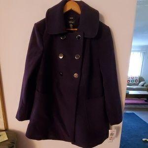 Style & Co NWT Stretch Purple Jacket - 14W